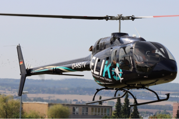Hubschrauber Rundflug Gera